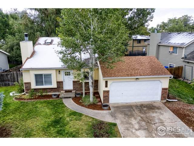 3412 Colony Dr, Fort Collins, CO 80526 (MLS #923833) :: Bliss Realty Group