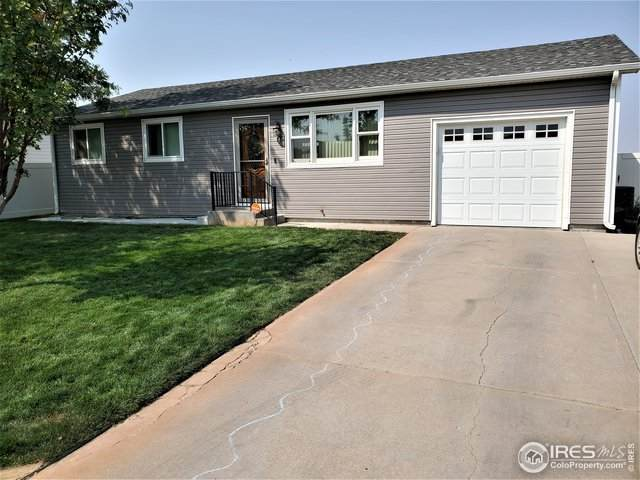 546 California St, Sterling, CO 80751 (MLS #923838) :: J2 Real Estate Group at Remax Alliance