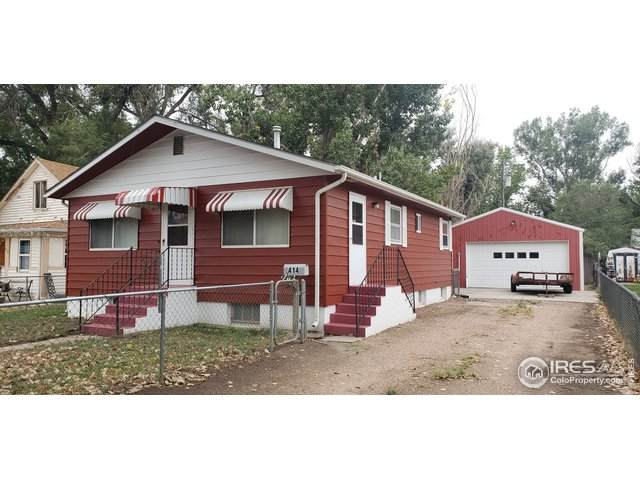414 Curtis St, Brush, CO 80723 (MLS #923841) :: 8z Real Estate