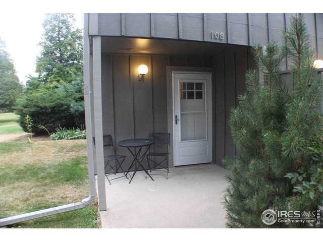 809 E Drake Rd #108, Fort Collins, CO 80525 (MLS #923843) :: RE/MAX Alliance