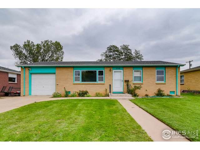 500 26th Ave Ct, Greeley, CO 80634 (MLS #923867) :: J2 Real Estate Group at Remax Alliance