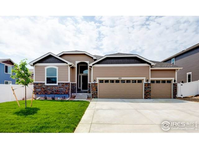 14594 Longhorn Dr, Mead, CO 80542 (MLS #923885) :: Tracy's Team