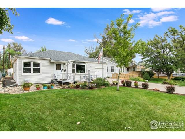 1719 13th St, Greeley, CO 80631 (MLS #923899) :: Keller Williams Realty