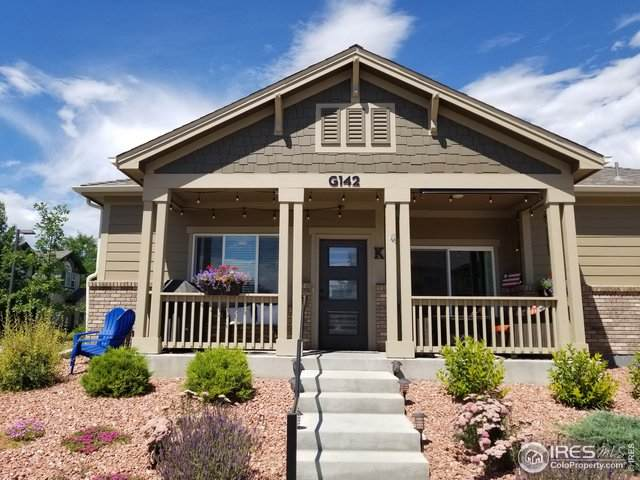2608 N Kansas Dr G142, Fort Collins, CO 80525 (MLS #923923) :: RE/MAX Alliance