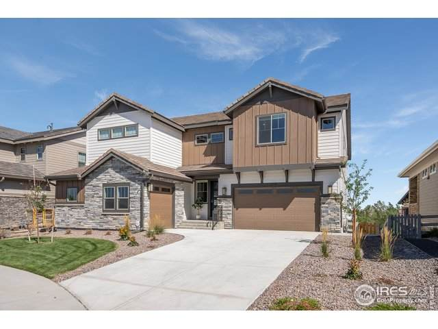 3741 Mount Powell Dr, Broomfield, CO 80023 (MLS #923938) :: Tracy's Team