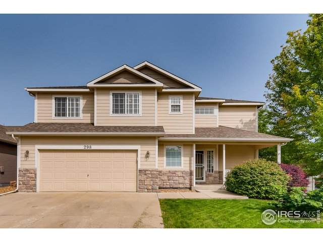 298 Sand Grouse Dr, Loveland, CO 80537 (MLS #923947) :: Keller Williams Realty