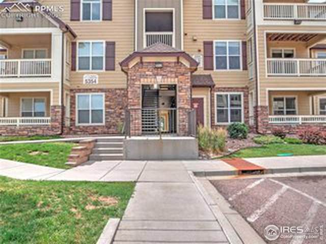 5353 Palomino Ranch Pt #204, Colorado Springs, CO 80922 (#923952) :: Compass Colorado Realty