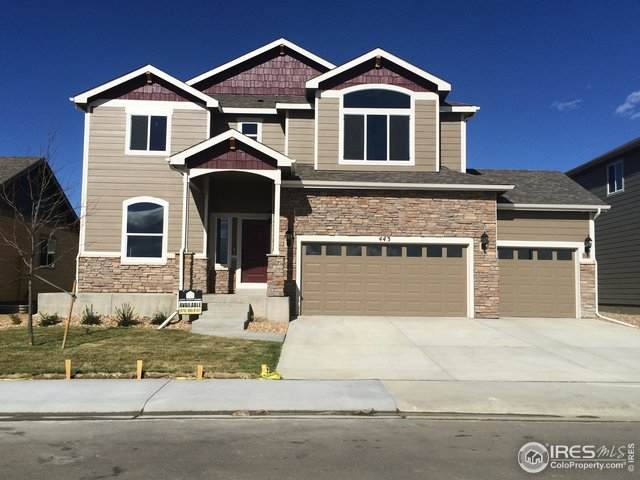 1894 La Salle Dr, Loveland, CO 80538 (MLS #923968) :: J2 Real Estate Group at Remax Alliance