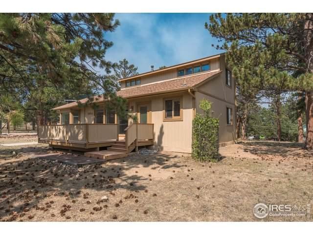 653 Morgan St A, Estes Park, CO 80517 (#923975) :: James Crocker Team