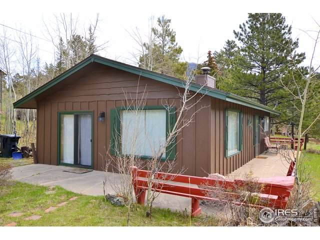3041 Fish Creek Rd, Estes Park, CO 80517 (#924011) :: My Home Team