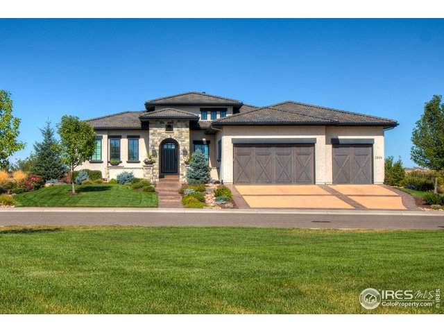 3886 Ridgeline Dr, Timnath, CO 80547 (MLS #924036) :: J2 Real Estate Group at Remax Alliance