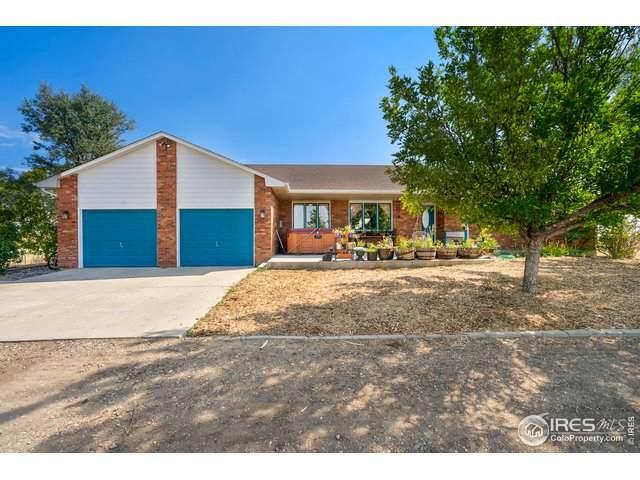3010 Coyote Ridge Dr, Berthoud, CO 80513 (MLS #924040) :: 8z Real Estate