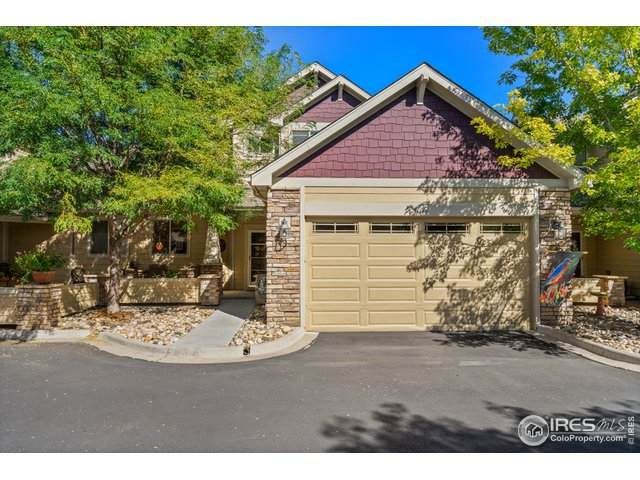 6802 Nimitz Dr B-103, Fort Collins, CO 80526 (MLS #924046) :: J2 Real Estate Group at Remax Alliance