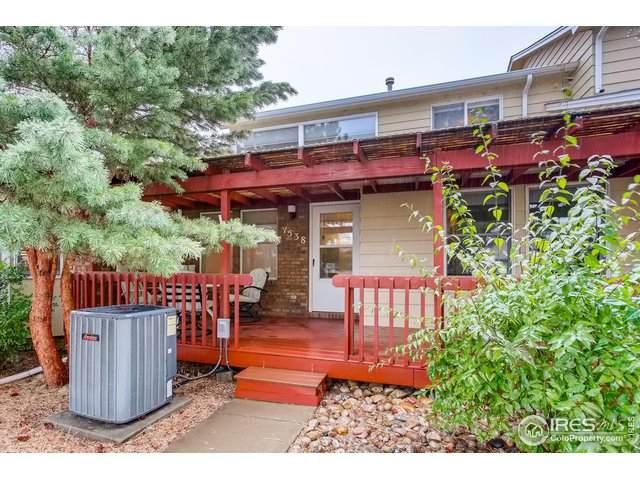 1538 W 29th St, Loveland, CO 80538 (MLS #924051) :: Wheelhouse Realty
