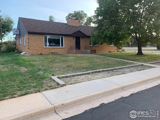 2126 14th St, Greeley, CO 80631 (MLS #924063) :: Keller Williams Realty