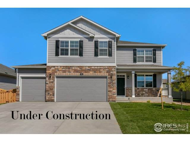 151 Hidden Lake Dr, Severance, CO 80550 (MLS #924069) :: J2 Real Estate Group at Remax Alliance