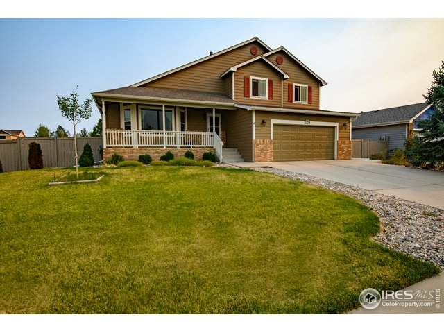 3328 Wild West Ln, Wellington, CO 80549 (#924072) :: Kimberly Austin Properties