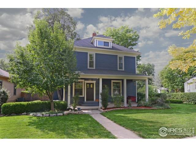 644 W 6th St, Loveland, CO 80537 (MLS #924079) :: Tracy's Team