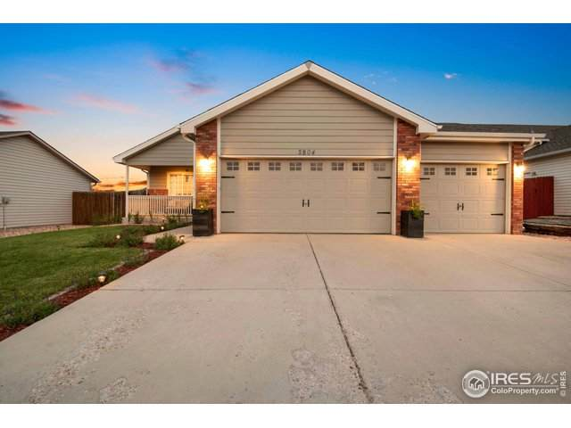 2804 40th Ave Ct, Greeley, CO 80634 (#924084) :: My Home Team