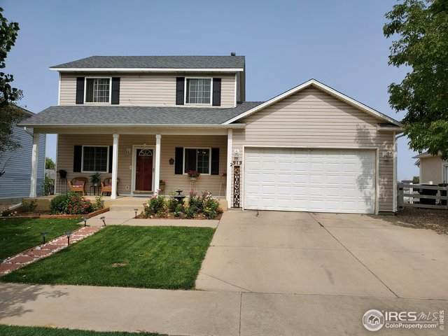 2919 W D St, Greeley, CO 80631 (MLS #924089) :: 8z Real Estate