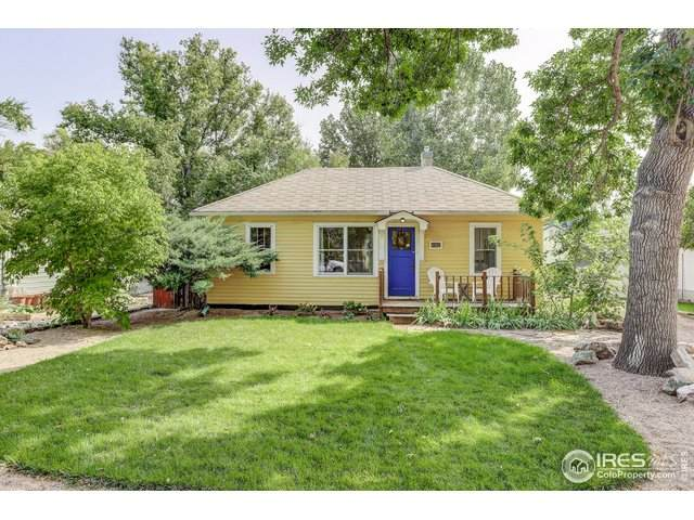 304 Park St, Fort Collins, CO 80521 (MLS #924091) :: RE/MAX Alliance
