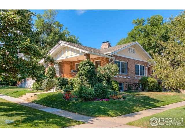 1087 11th St, Boulder, CO 80302 (MLS #924120) :: Wheelhouse Realty