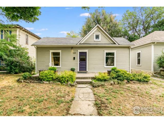520 S Meldrum St, Fort Collins, CO 80521 (MLS #924122) :: Downtown Real Estate Partners