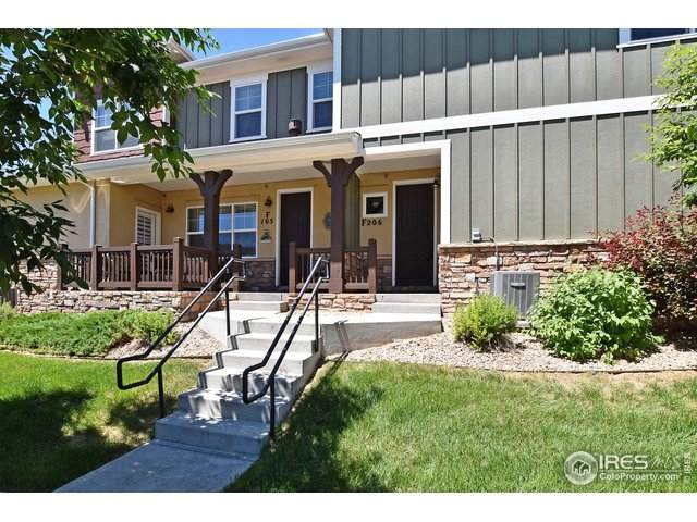 5851 Dripping Rock Ln #206, Fort Collins, CO 80528 (MLS #924135) :: Wheelhouse Realty