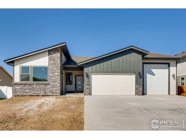 199 Sloane Lake Ct, Severance, CO 80550 (#924137) :: The Brokerage Group