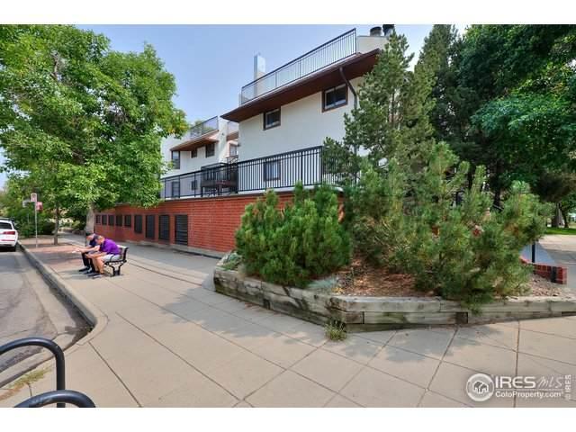 1934 18th St #9, Boulder, CO 80302 (#924157) :: Peak Properties Group