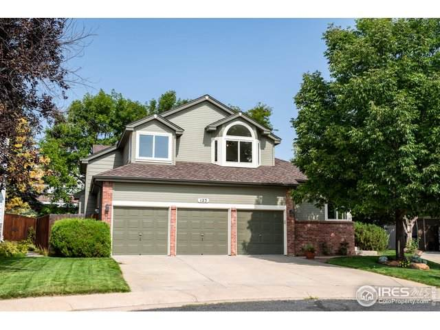 123 Skyview Ct, Louisville, CO 80027 (MLS #924165) :: RE/MAX Alliance