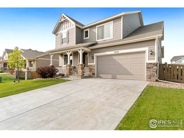 6534 Zimmerman Lake Rd, Timnath, CO 80547 (#924168) :: Kimberly Austin Properties