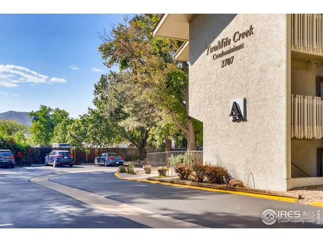 2707 Valmont Rd 205C, Boulder, CO 80304 (MLS #924170) :: HomeSmart Realty Group