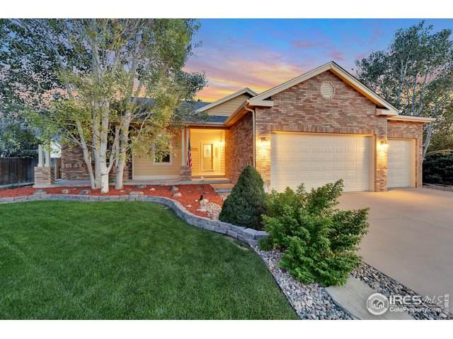 3106 58th Ave Ct, Greeley, CO 80634 (MLS #924171) :: Downtown Real Estate Partners