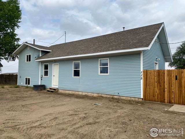 115 Main St, Briggsdale, CO 80611 (MLS #924172) :: RE/MAX Alliance