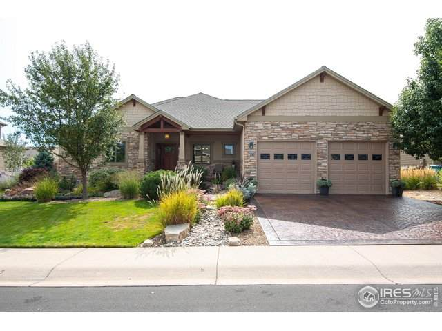 7293 Spanish Bay Dr, Windsor, CO 80550 (MLS #924177) :: Downtown Real Estate Partners