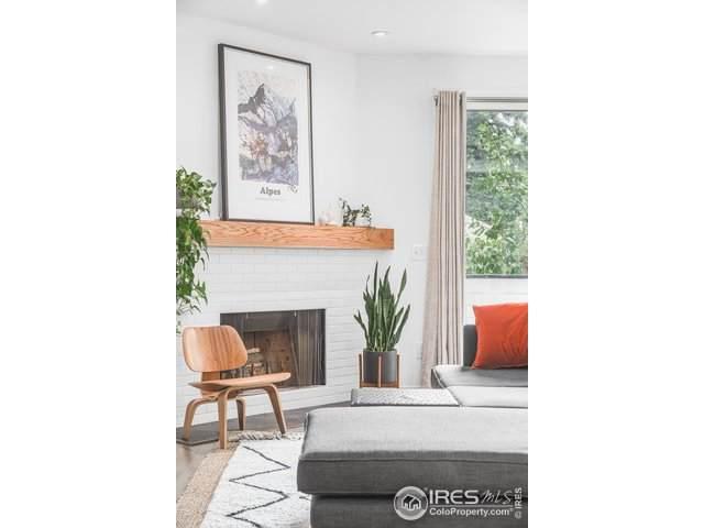 2444 9th St #4, Boulder, CO 80304 (#924188) :: Peak Properties Group