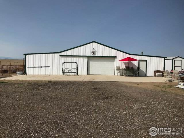 3547 E County Road 82, Wellington, CO 80549 (MLS #924191) :: J2 Real Estate Group at Remax Alliance