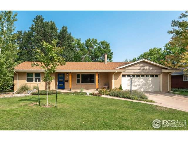 1312 Yount St, Fort Collins, CO 80524 (MLS #924192) :: RE/MAX Alliance