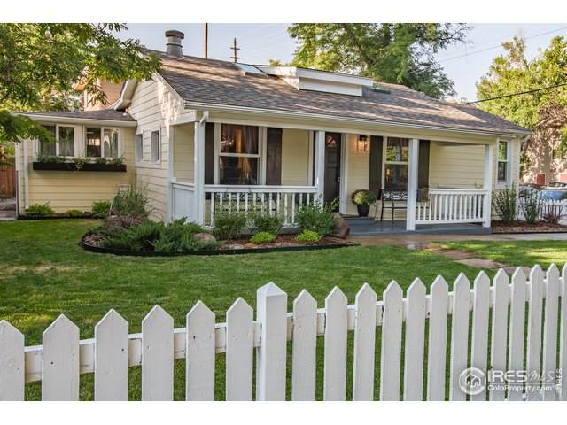 2247 Walnut St, Boulder, CO 80302 (MLS #924203) :: Downtown Real Estate Partners