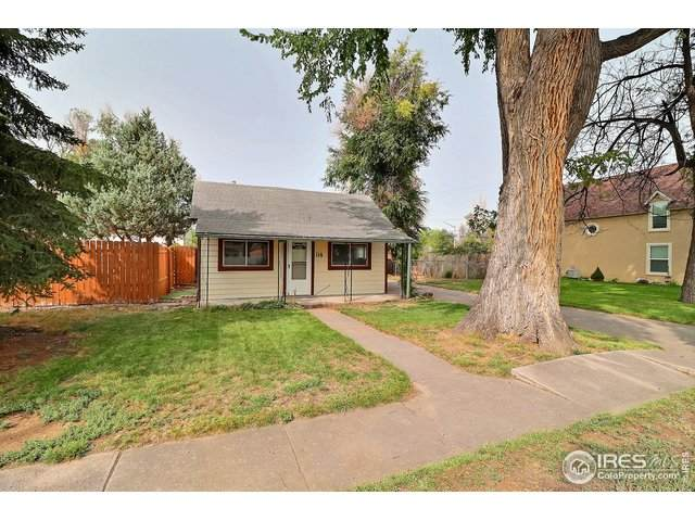 119 2nd St, Ault, CO 80610 (#924224) :: The Brokerage Group