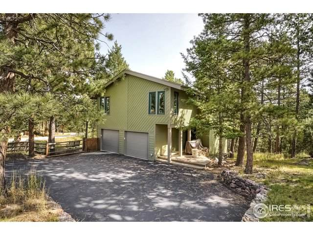 4110 Aspen Ln, Evergreen, CO 80439 (MLS #924228) :: 8z Real Estate