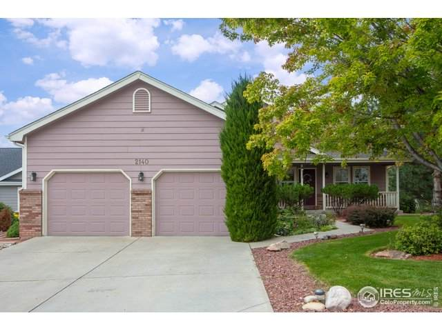 2140 Birdie Way, Milliken, CO 80543 (MLS #924250) :: Wheelhouse Realty