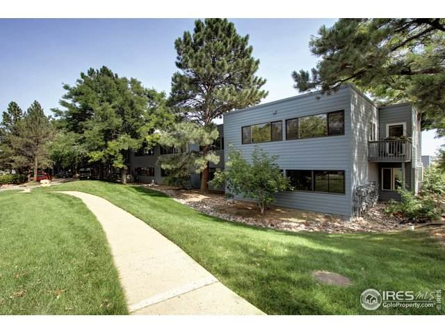 1584 Bradley Dr 103C, Boulder, CO 80305 (MLS #924258) :: Downtown Real Estate Partners