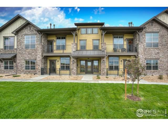 6690 Crystal Downs Dr #104, Windsor, CO 80550 (MLS #924263) :: Colorado Home Finder Realty