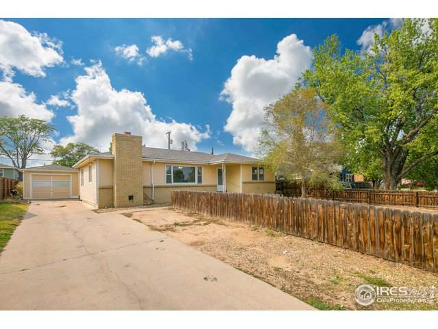 817 35th Ave, Greeley, CO 80634 (MLS #924278) :: 8z Real Estate