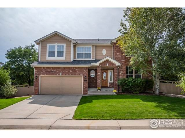 455 Whitetail Cir, Lafayette, CO 80026 (MLS #924299) :: Kittle Real Estate