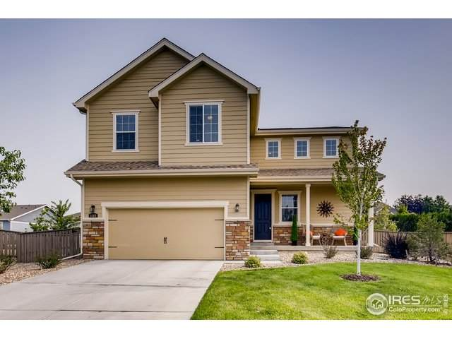 1448 Grant Way, Longmont, CO 80501 (MLS #924318) :: 8z Real Estate