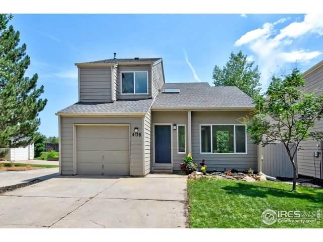 4138 Autumn Ct, Boulder, CO 80304 (MLS #924338) :: Downtown Real Estate Partners