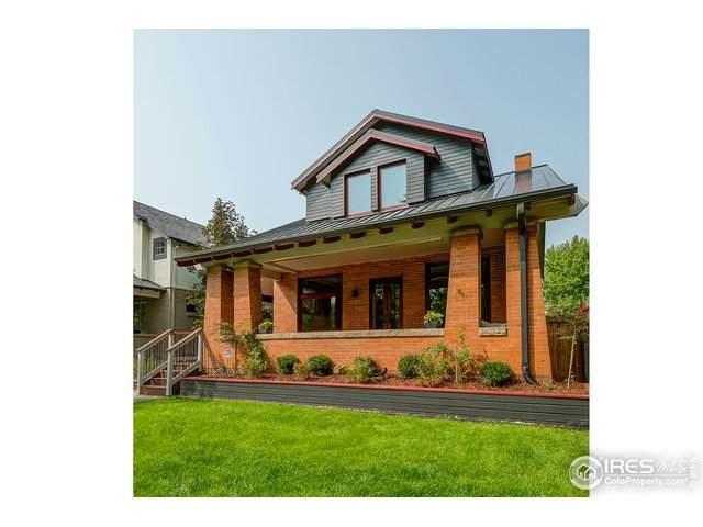 921 S High St, Denver, CO 80209 (MLS #924365) :: 8z Real Estate